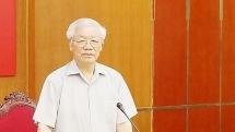 Kỷ luật Đảng, xử lý hình sự hơn 70 cán bộ Bộ Chính trị, Ban Bí thư quản lý