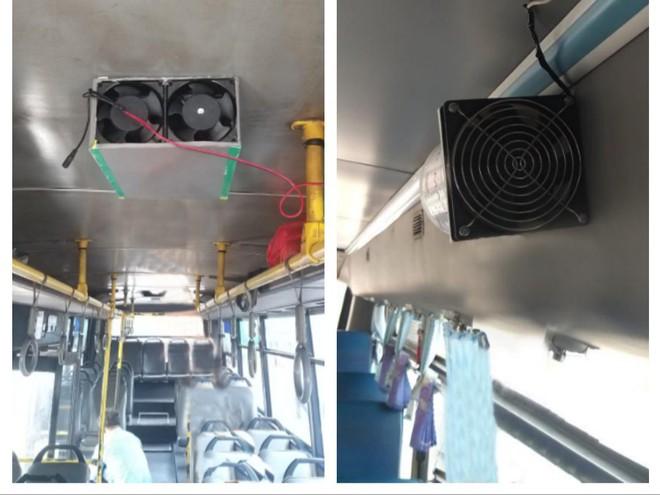 Sinh viên chế tạo máy lọc không khí giảm ô nhiễm môi trường - ảnh 2