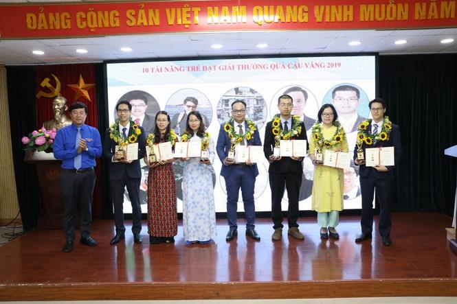 Vinh danh các tài năng trẻ Quả Cầu Vàng 2019 - ảnh 1