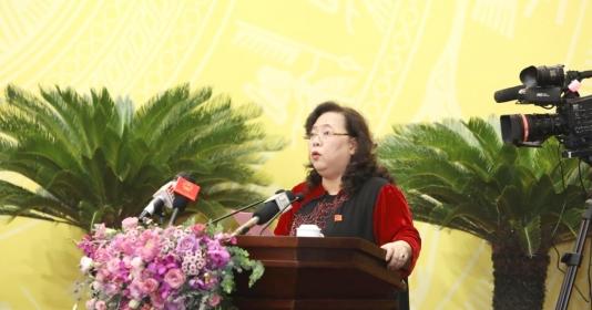 Hiến kế, đóng góp tâm sức, xây dựng Nghị quyết HĐND thành phố Hà Nội thiết thực, khả thi