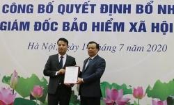 BHXH Việt Nam có tân Tổng Giám đốc