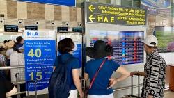 Giảm tiếng ồn ở Nội Bài: Từ 30/7, chuyển thông tin từ phát thanh sang màn hình FIDS