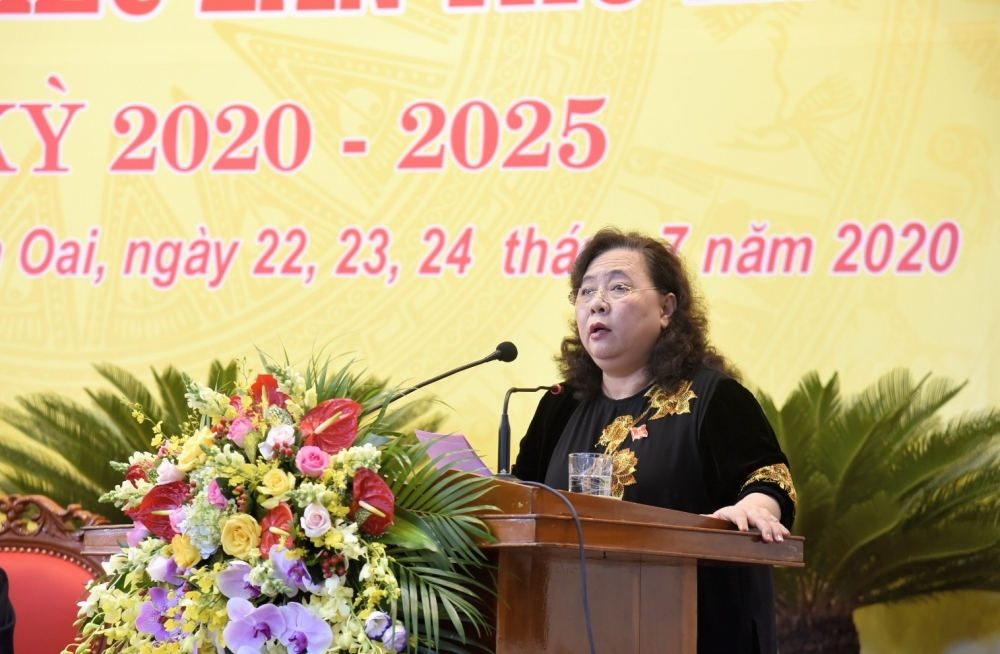 Xây dựng hạ tầng kết cấu đồng bộ, sớm đưa huyện Thanh Oai phát triển thành quận