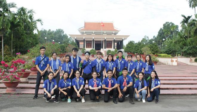 Chàng sinh viên 9X đam mê tình nguyện 7