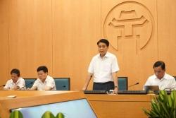 Chủ tịch UBND TP Hà Nội: Người về từ Đà Nẵng phải chủ động khai báo y tế