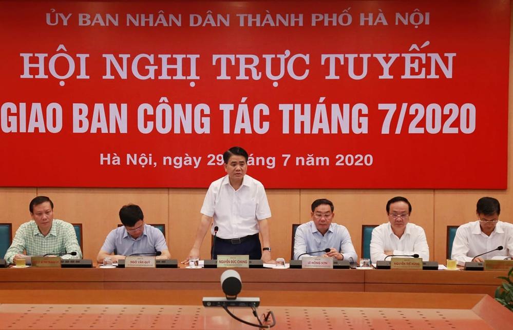 Hà Nội tiếp tục thực hiện nhiệm vụ kép: Vừa chống dịch vừa phát triển kinh tế