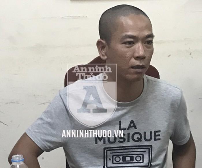 Thân phận bất ngờ của kẻ chủ mưu vụ dùng cướp ngân hàng tại Hà Nội