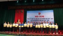 Lạng Sơn: Nhiều tập thể, cá nhân được nhận cờ thi đua, bằng khen của Trung ương đoàn