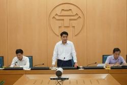 Chủ tịch UBND TP Hà Nội: Những trường hợp test nhanh âm tính vẫn phải tự cách ly