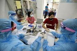 Nâng mức cảnh báo nguy cơ lây nhiễm Covid-19 tại Hà Nội
