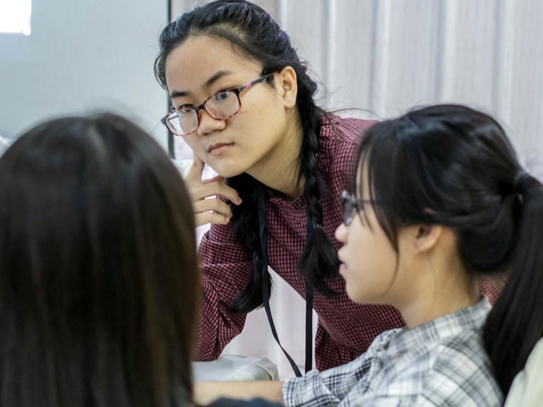 Nữ sinh có 15 học bổng Mỹ