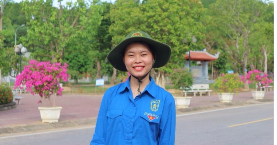 Tuổi 20 tình nguyện và cống hiến của Lê Vy