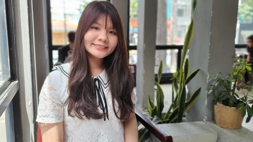 """Nữ sinh Việt giỏi công nghệ, siêu tiếng Nhật và triết lý sống """"2 mét"""""""