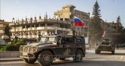 Đoàn xe quân sự của Nga bị đánh bom tại Syria, một Thiếu tướng thiệt mạng