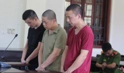 3 người Trung Quốc sang Việt Nam làm giả 316 thẻ ATM rút tiền