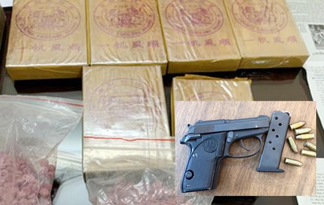 Hành trình truy bắt kẻ trốn truy nã vẫn táo tợn điều hành đường dây mua bán ma túy ảnh 2