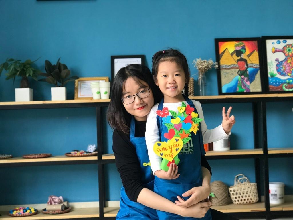 Thủ khoa trường Mỹ thuật với những sản phẩm ưu Việt