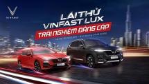 """""""Lái thử VinFast Lux - Trải nghiệm đẳng cấp"""" cùng chuyên gia quốc tế"""