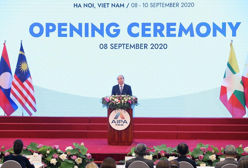 Chính phủ luôn sát cánh vi một ASEAN thịnh vượng, phồn vinh