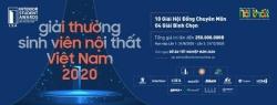 Giải thưởng sinh viên nội thất Việt Nam 2020