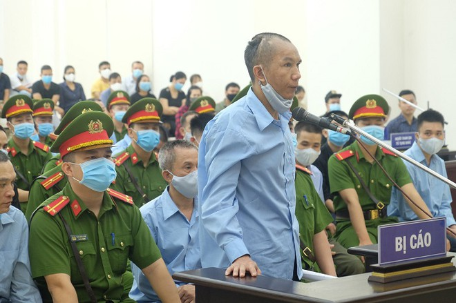 Xét xử vụ án đặc biệt nghiêm trọng tại xã Đồng Tâm: Viện kiểm sát đề nghị áp dụng mức án tử hình đối với 2 bị cáo ảnh 2