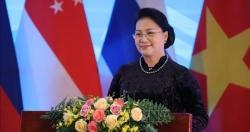 Bế mạc Đại Hội đồng Liên nghị viện ASEAN lần thứ 41