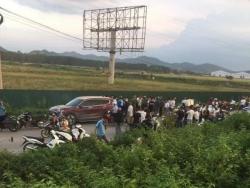 Vụ cảnh sát cơ động bị tông tử vong: Tạm giữ tài xế và phụ xe