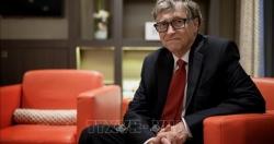 Tỷ phú Bill Gates: COVID-19 vừa là trở ngại, vừa là động lực cho phát triển toàn cầu