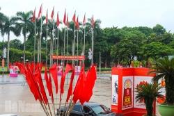 Tuần tới, tổ chức Đại hội Đảng bộ cấp tỉnh đầu tiên