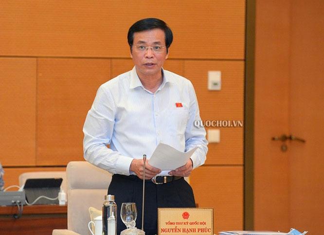 Đề nghị miễn nhiệm Bộ trưởng Bộ Khoa học và Công nghệ Chu Ngọc Anh để nhận nhiệm vụ mới