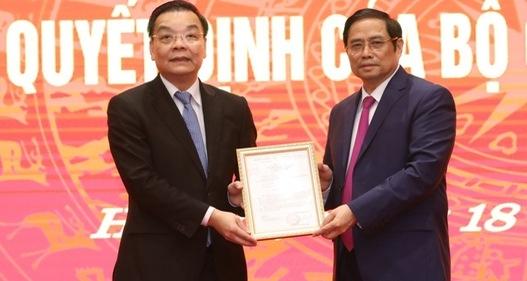 Tin tức tuần qua: Hà Nội có tân Phó Bí thư Thành ủy
