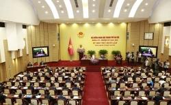 Ngày 25/9, HĐND thành phố Hà Nội tổ chức kỳ họp để thực hiện công tác nhân sự