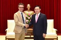 Hà Nội sẵn sàng đẩy mạnh hợp tác với Liên minh châu Âu trong các lĩnh vực tiềm năng
