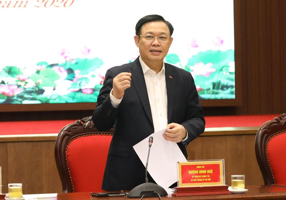 Xây dựng Trung tâm đổi mới sáng tạo quốc gia để phục vụ cho phát triển của Hà Nội