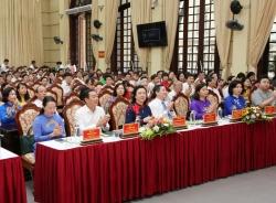 Biểu dương điển hình tiên tiến Hội Nông dân thành phố Hà Nội