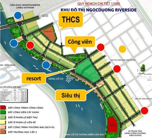 """Quảng Nam: Dự án """"vàng"""" ven sông Cổ Cò hút giới đầu tư"""