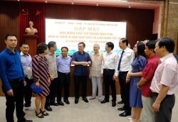 Hai giải báo chí của thành phố Hà Nội: Khơi dậy tinh thần, thắp lửa nhiệt huyết