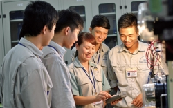 Hàng loạt trường nghề vượt chỉ tiêu tuyển sinh