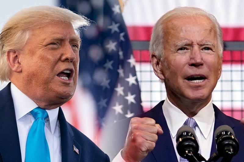 Trump - Biden quyết đấu ngay lần đầu tranh luận trực tiếp