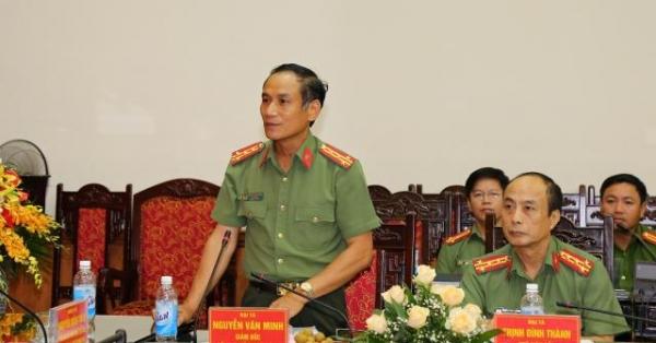 giam doc cong an thai binh lam pho cuc truong cua bo cong an