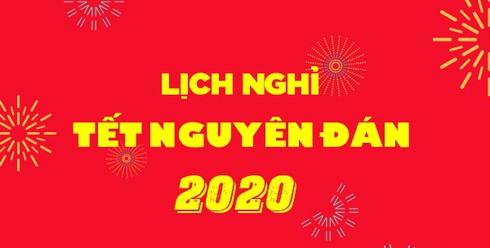 thu tuong chot 7 ngay nghi tet nguyen dan canh ty 2020