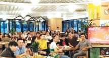 wework ha man danh dong start up viet nam