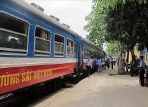 Khung chính sách bồi thường, tái định cư Dự án đường sắt Hà Nội - TPHCM