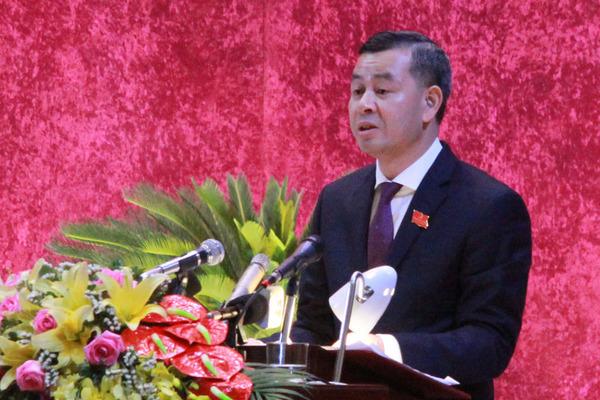 Ông Ngô Văn Tuấn được bầu giữ chức Bí thư Tỉnh ủy Hòa Bình