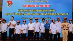 Tuyên truyền an toàn giao thông tới học sinh Thủ đô