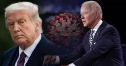 Trump vừa xuất viện, Biden đã tuyên bố rắn