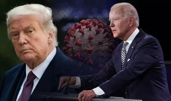 Trump vừa xuất viện, Biden đã tuyên bố rắn - Ảnh 1.