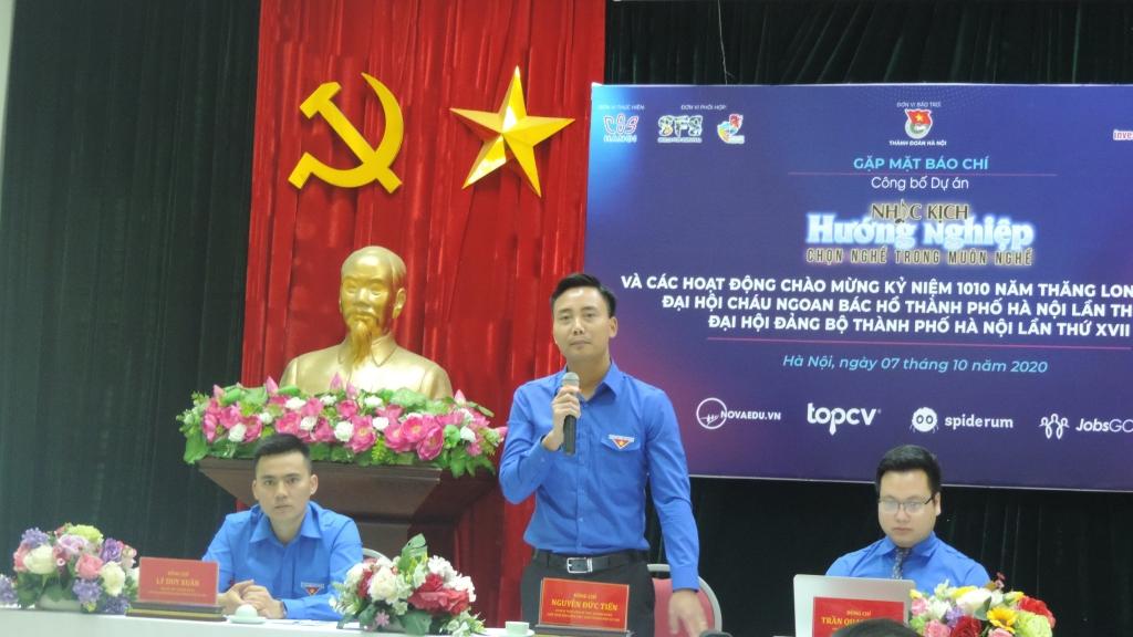 Chuỗi hoạt động hấp dẫn của tuổi trẻ Thủ đô kỷ niệm 1010 năm Thăng Long - Hà Nội