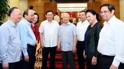 Công tác Đảng nhiệm kỳ 2015 - 2020:  Khơi dậy sức mạnh mềm phát triển Thủ đô