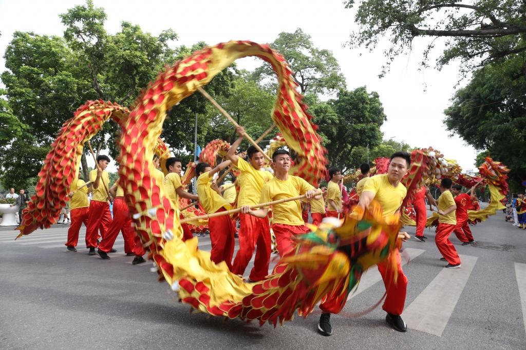 Thành phố Hà Nội yêu chuộng hòa bình, điểm đến có sức hút lớn